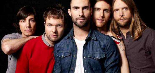 Videoklipy amerických Maroon 5, které se dočkaly největšího úspěchu