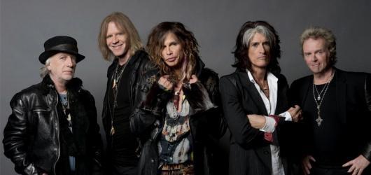 Aerosmith přijedou v červnu po deseti letech do Prahy