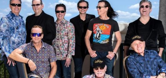 Američtí Beach Boys se v červnu po 50 letech vrátí do pražské Lucerny