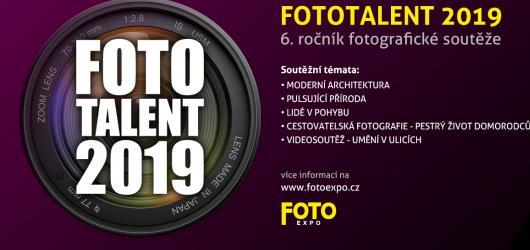 Zúčastněte se soutěže FOTOTALENT a vyhrajte hodnotné ceny!