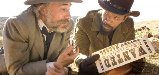 Django a Zorro jako parťáci. Tarantinův komiks se dočká zfilmování