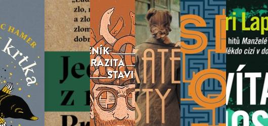 Mrazivý thriller Shari Lapeny nebo reportážní román zachycující jeden z nejtragičtějších dnů norských dějin. Přinášíme srpnové knižní novinky
