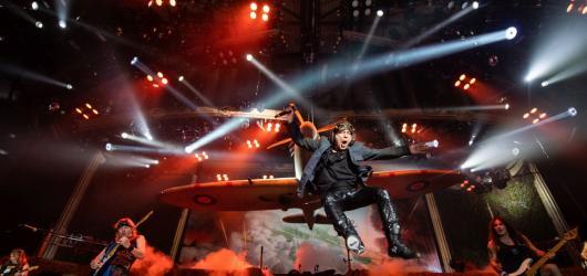 Bestie zpět v Evropě! Iron Maiden se vrací i se svou výjimečnou show