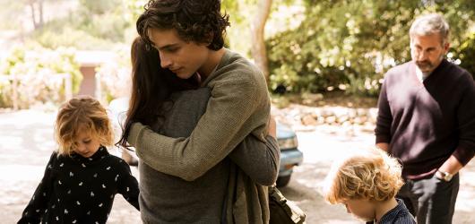 Pervitinové drama Beautiful Boy zdvihá ze scenáristické bídy jen narkoman Chalamet