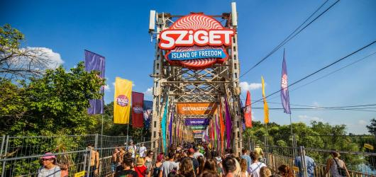 Okouzlující Sziget rozzáří na sedm dní Budapešť