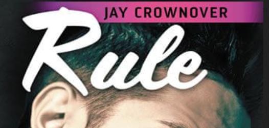 V Česku vychází kniha Rule. První z bestsellerové série The Marked Men