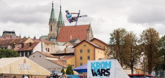 Nejlepší freestyloví lyžaři se na konci srpna opět sjedou do Kroměříže