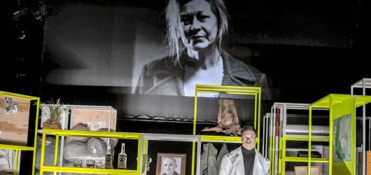 Akce Kámen na divadelních prknech? Divadlo Archa uvede jedinečný německý projekt inspirovaný československou historií