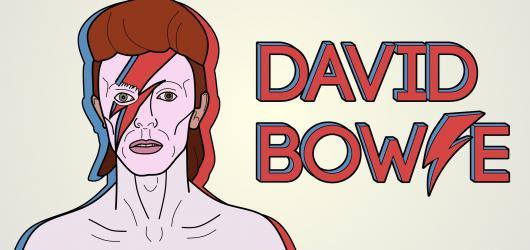 Nejlepší skladby Davida Bowieho, chameleona hudební scény