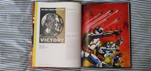 Star Wars: Propaganda představuje propagandistické ilustrace o předaleké galaxii
