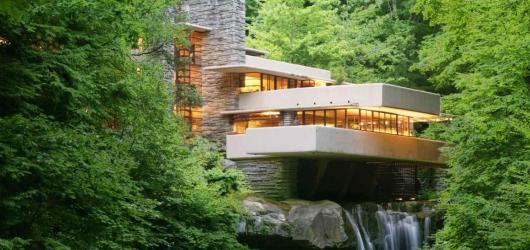 Harmonie přírody a člověka. Ikonické stavby organické architektury inspirované Frankem Lloydem Wrightem