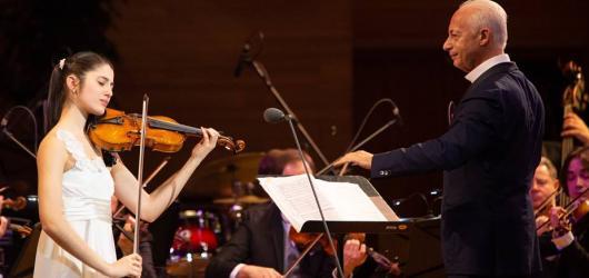 SOUTĚŽ: Vyhrajte vstupenky na pražský koncert ruského houslisty Vladimira Spivakova