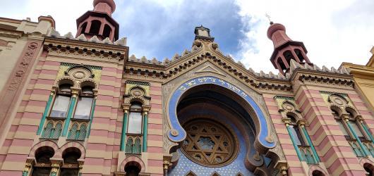Víkendové akce v Praze: letní kino zdarma, food festival i prohlídka synagogy