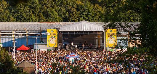 Kulturní léto ve Zlíně: Folkový festival, Trnkobraní, rally i vodní lyže