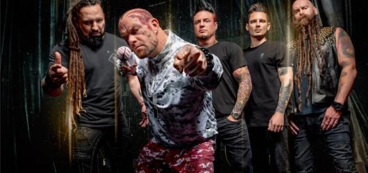 Five Finger Death Punch chystají nejdelší evropské turné. Doprovodí je Megadeth a Bad Wolves
