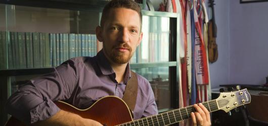 Libor Šmoldas: Nejlepší čeští jazzmani si už s americkými profíky v ničem nezadají