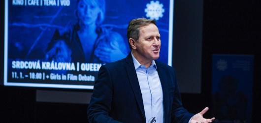 Ředitel Film Europe Ivan Hronec: Pracujeme s kvalitou, ne s jednorázovými možnostmi