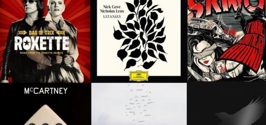 Nová alba v prosinci: Paul McCartney, Roxette i Škwor