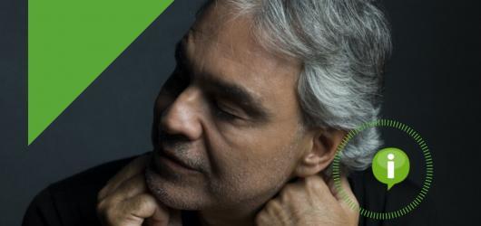 Andrea Bocelli, John Wick a Balet Národního divadla. Nabízíme kulturní tipy na víkend 11. a 12. dubna