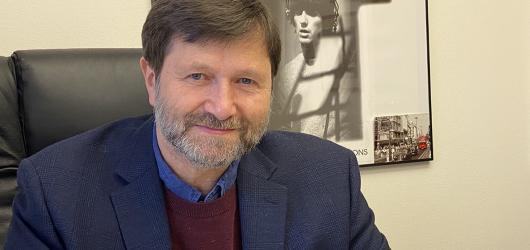 Jan Hrušínský: Schází nám Čapkova oddanost demokracii a poctivému životu