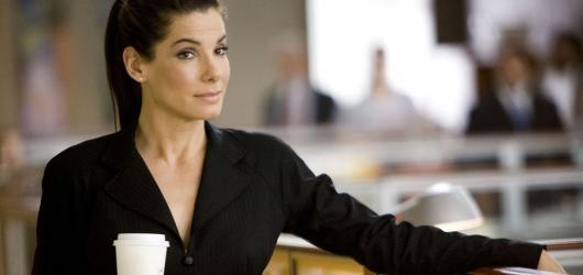 Sandra Bullock si zahraje dobrodružnou spisovatelku v akční romanci