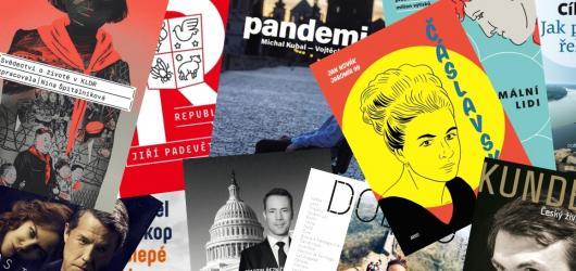 Velký přehled knižních hitů 2020