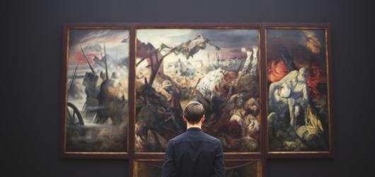 Muzea a galerie virtuálně. Vstupte online do Ermitáže, MoMA i Modrého domu Fridy Kahlo