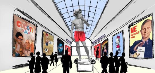 Nové výstavy v Praze: impresionisté ve 3D, kontroverzní TMBK i Rembrandtovy obrazy