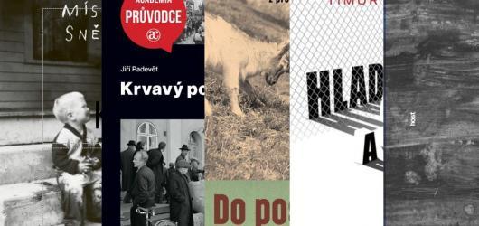 Memoáry Davida Lynche i Padevětův průvodce po roce 1938. Přinášíme zářijové knižní novinky