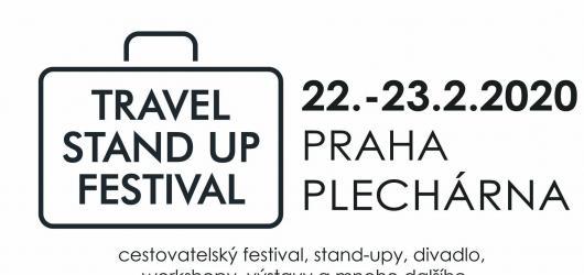 Festival Travel Stand-up spojuje cestování a uměleckou formu komedie