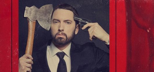 Eminem vydal nečekaně nové album. Obsahuje i kontroverzní song o střelci z Las Vegas
