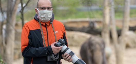 Ředitel Zoo Praha Miroslav Bobek: Návštěvníci některým zvířatům vysloveně chybí