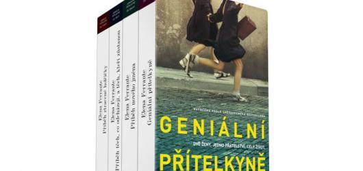 Studio Hrdinů uvede hru inspirovanou romány Eleny Ferrante