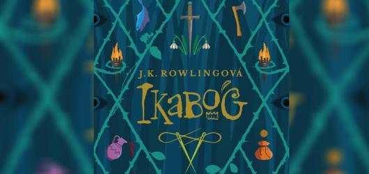 SOUTĚŽ: Ikabog. Vyhrajte pohádkový příběh z pera J. K. Rowlingové