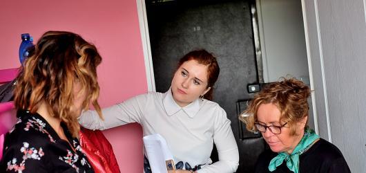 Režisérka Eva Toulová: V komedii Casting na lásku vycházíme z reálných příhod