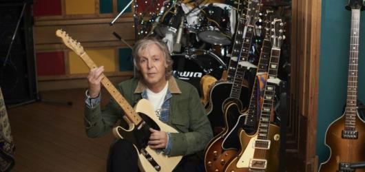McCartney s McCartneym. V prosinci vyjde slavnému Broukovi nové album