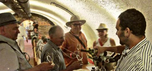Otevřené sklepy zvou v červnu na vína z kyjovského Slovácka