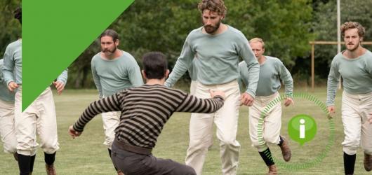 Konečně fotbal, NoDFLIX i virtuální realita Alyx. Nabízíme kulturní tipy na pondělí 23. března