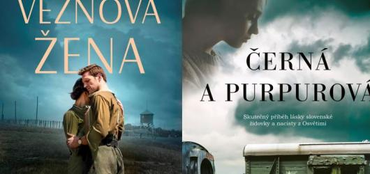 SOUTĚŽ: Vězňova žena a Černá a purpurová. Vyhrajte knihy inspirované událostmi z druhé světové války