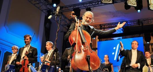 O víkendu začal hudební festival v Českém Krumlově. Letošní ročník se zaměří na české umělce