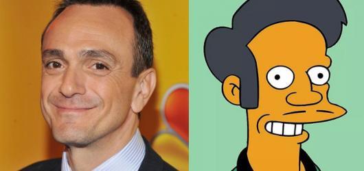 Apu ze Simpsonových přijde o hlas. Hank Arazia se po debatách ohledně stereotypního pojetí postavy rozhodl ze seriálu odejít