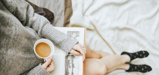 Knížky během karantény: klasiky, na které si konečně najdete čas