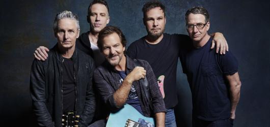 Pearl Jam oznámili termíny evropského turné. Dorazí i do Prahy
