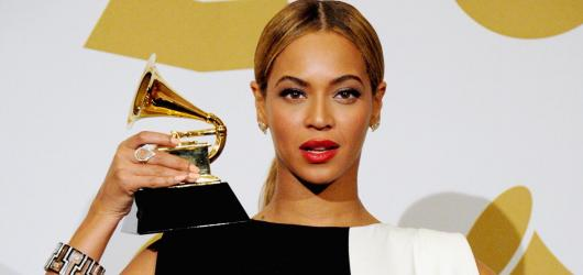 Nejvíc nominací na hudební ceny Grammy má Beyoncé. Akademii zaujala její podpora rasové diverzity