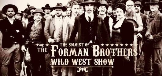 Z Holešovické tržnice se stane Divoký západ. Deadtown bratrů Formanů se vrací