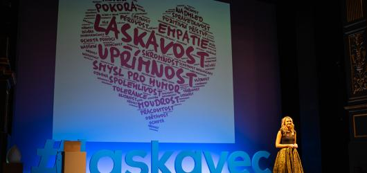 Slavnostní ocenění Laskavec doplní vystoupení Kovyho i Otce Šebestiána