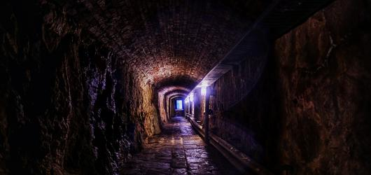 Schovejte se do podzemí. Navštivte bunkry, tajné kryty i podzemní město