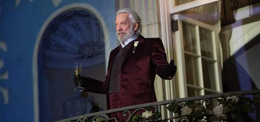 Hlavním hrdinou čtvrtého dílu Hunger Games bude prezident Snow