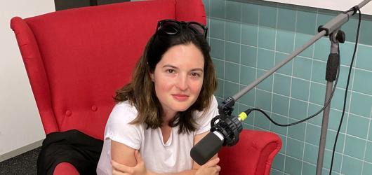 Proudcast s Kristýnou Podzimkovou: Role milenky není ve společnosti nikdy sympatická