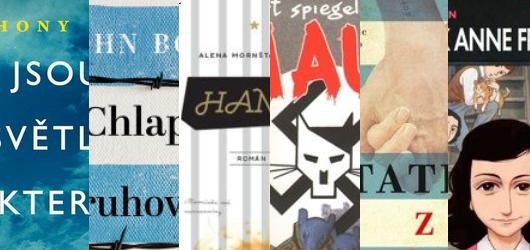 Deník Anny Frankové nebo komiks Maus. Přehled knih s tematikou druhé světové války, které by vás neměly minout